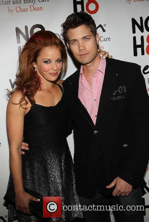 Amy Paffrath and Drew Seeley 7