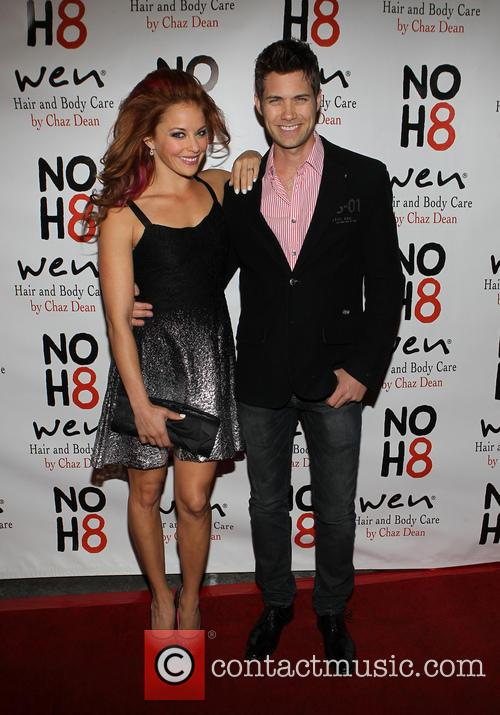 Amy Paffrath and Drew Seeley 11