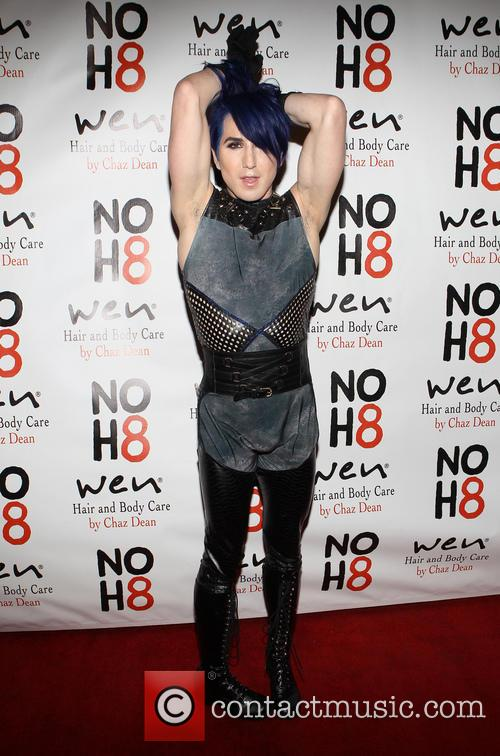 ricky rebel noh8 campaigns 5th annual anniversary 4000373
