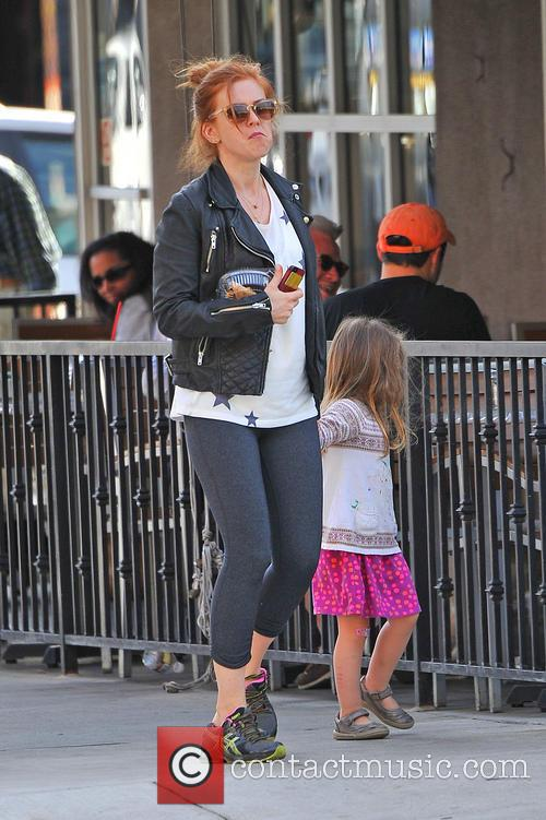 Isla Fisher and Elulah Cohen 6