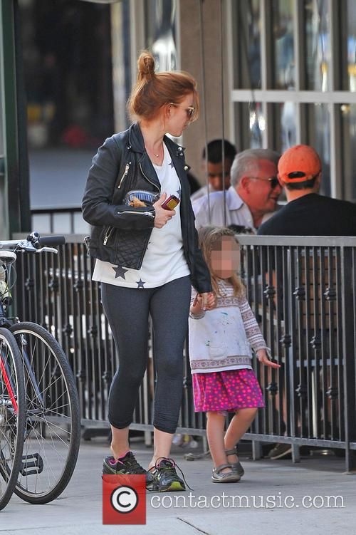 Isla Fisher and Elulah Cohen 9