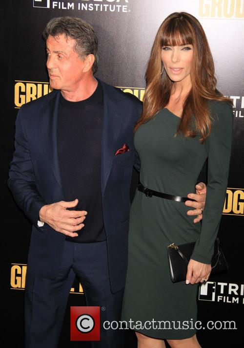 Sylvester Stallone and Jennifer Flavin 9