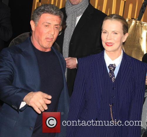 Sylvester Stallone and Kim Basinger 2