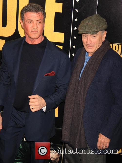 Sylvester Stallone and Robert De Niro 3