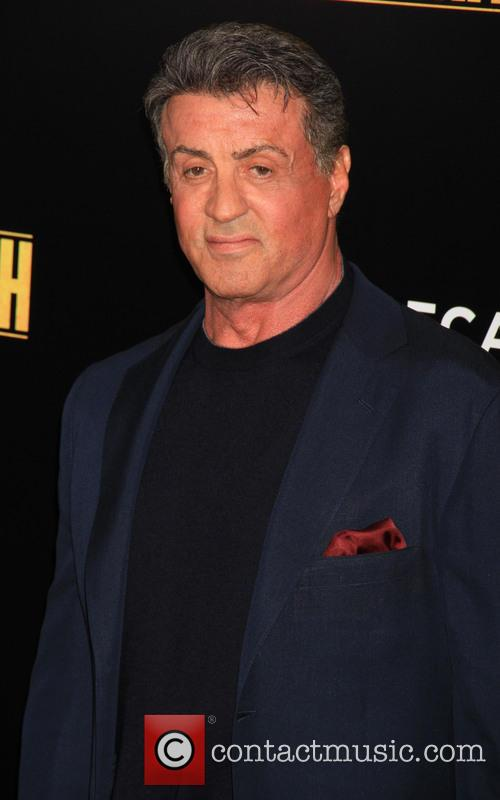 Sylvester Stallone, Ziegfield Theater