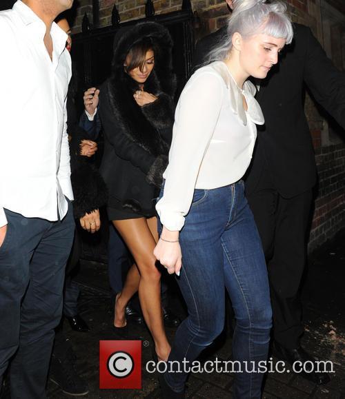 Nicole Scherzinger Leaving Tonteria