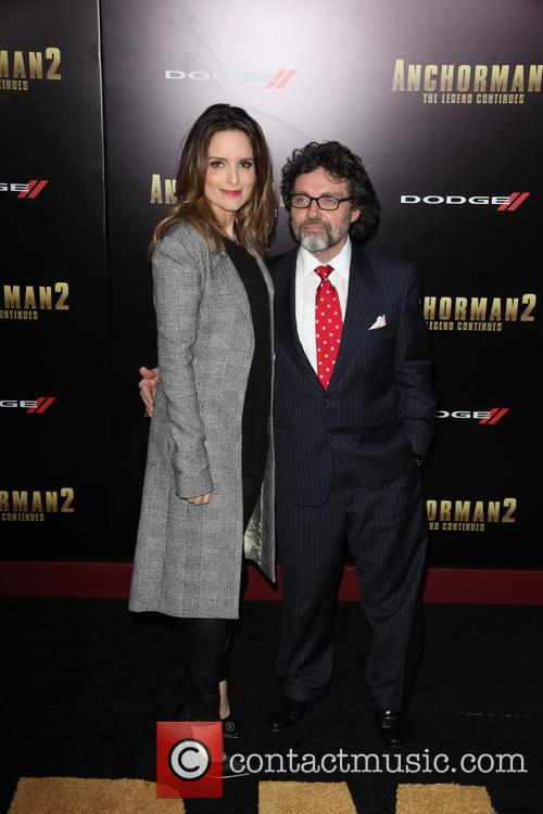 Tina Fey and Chris Henchy 2