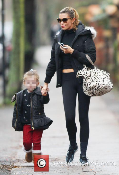 Abbey Clancy and Sophia Ruby 4
