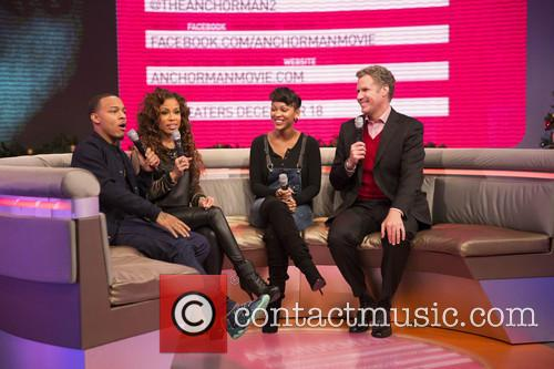 Bow Wow, Keshia Chanté, Meagan Good and Will Ferrell 9