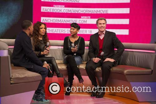 Bow Wow, Keshia Chanté, Meagan Good and Will Ferrell 10