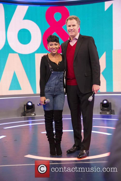 BET's 106 & Park Host Will Farrell &...