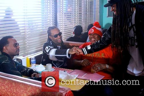 E-40, Juicy J and Ty Dolla  5