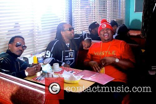 E-40, Juicy J and Ty Dolla  10