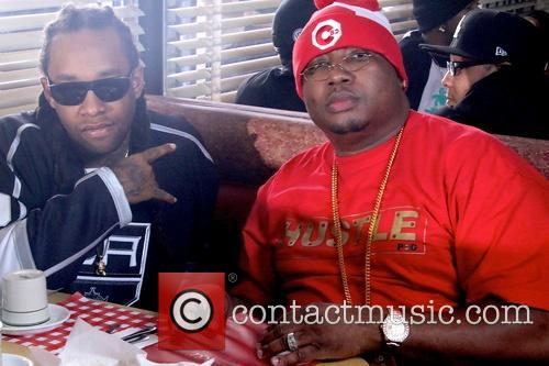 E-40 and Ty Dolla  9