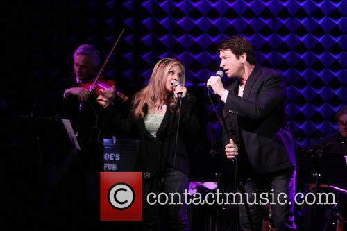 Orfeh and Andy Karl 4