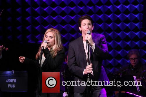 Orfeh and Andy Karl 7