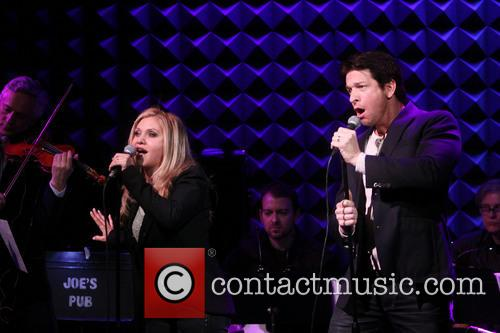Orfeh and Andy Karl 8