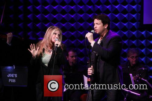 Orfeh and Andy Karl 10