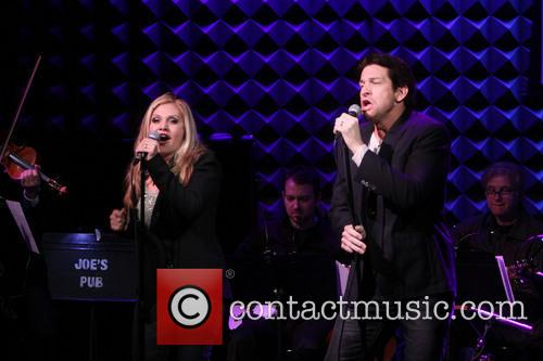 Orfeh and Andy Karl 11