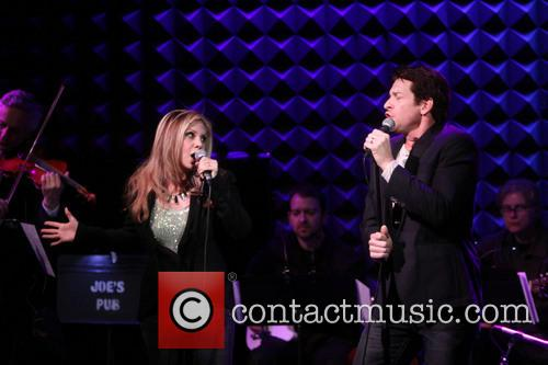 Orfeh and Andy Karl 9