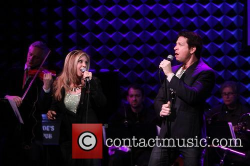 Orfeh and Andy Karl 1