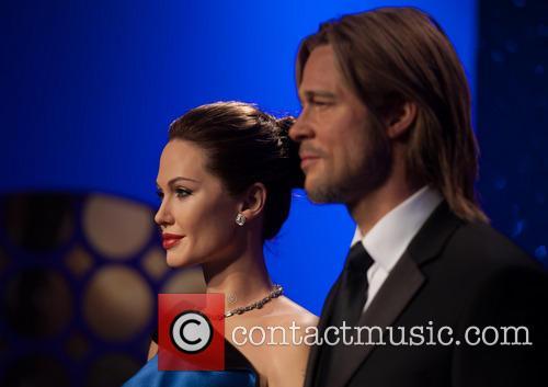 Angelina Jolie and Brad Pitt 2