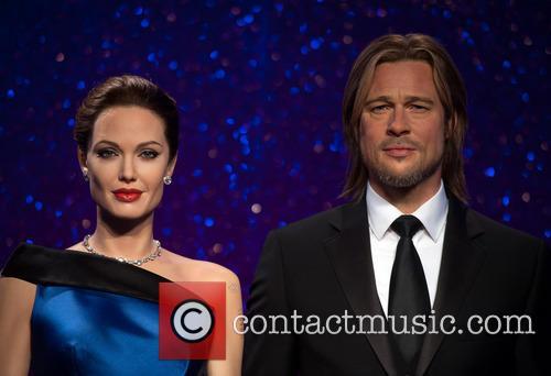 Angelina Jolie and Brad Pitt 3