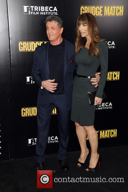 Sylvester Stallone and Jennifer Flavin 8