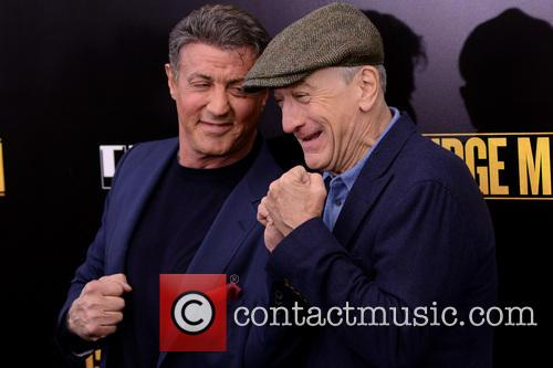 Sylvester Stallone and Robert De Niro 1