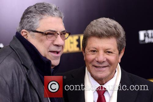 Vincent Pastore and Frankie Avalon