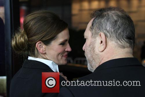 Julia Roberts and Harvey Weinstein 3