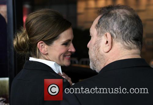 Julia Roberts and Harvey Weinstein 1
