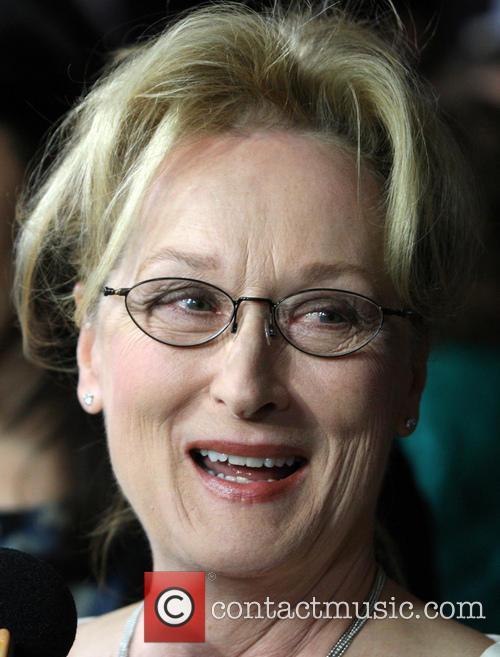Meryl Streep, Regal Cinemas L A Live