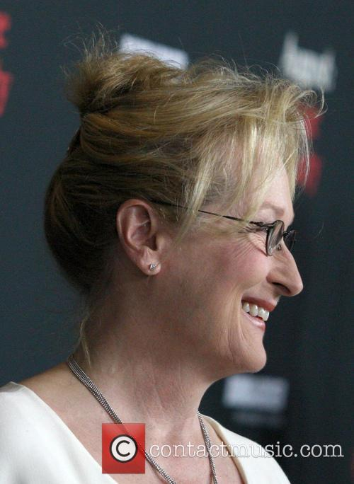 Meryl Streep, Regal Cinemas L A Live