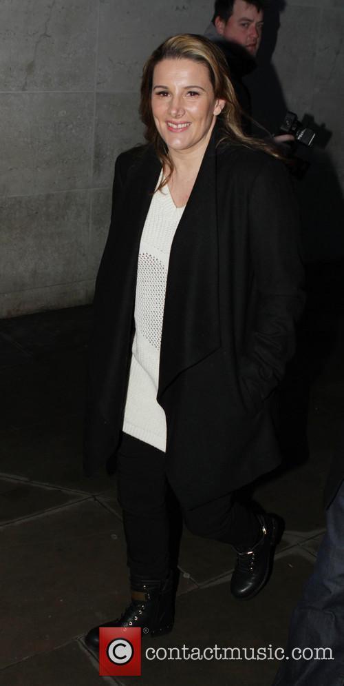'X factor' winner Sam Bailey leaving the BBC...