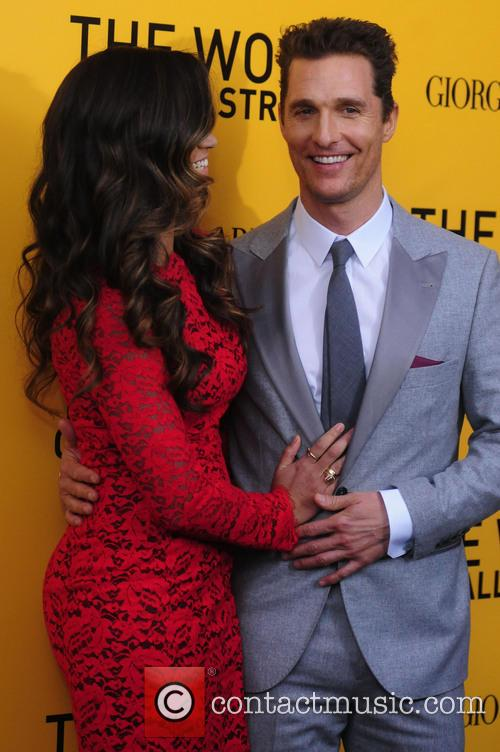 Camila Alves and Matthew Mcconaughey 3