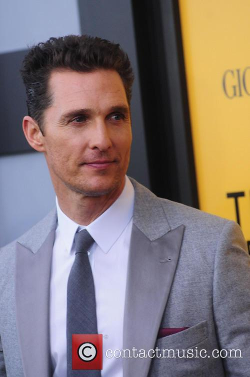 matthew mcconaughey us premiere of the wolf 4002286
