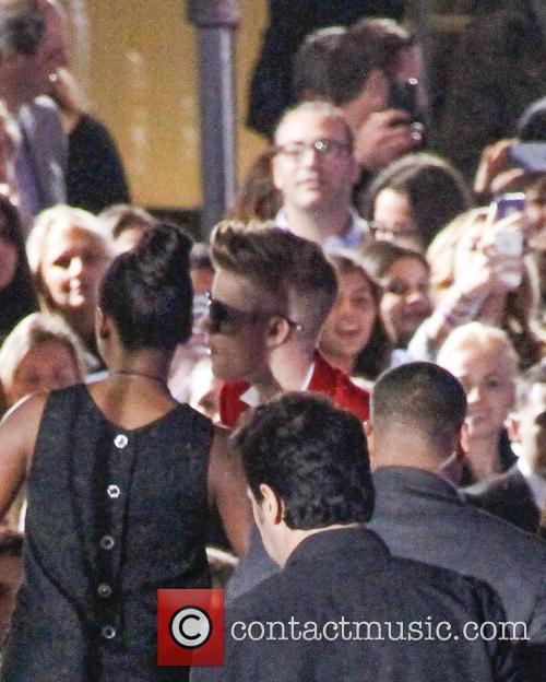 Justin Bieber, Regal Theatres, Regal Theatre