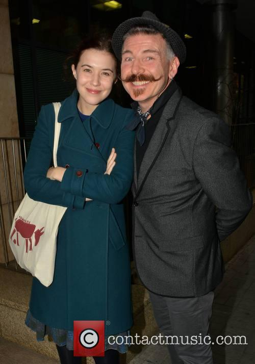 Lisa Hannigan and Jerry Fish
