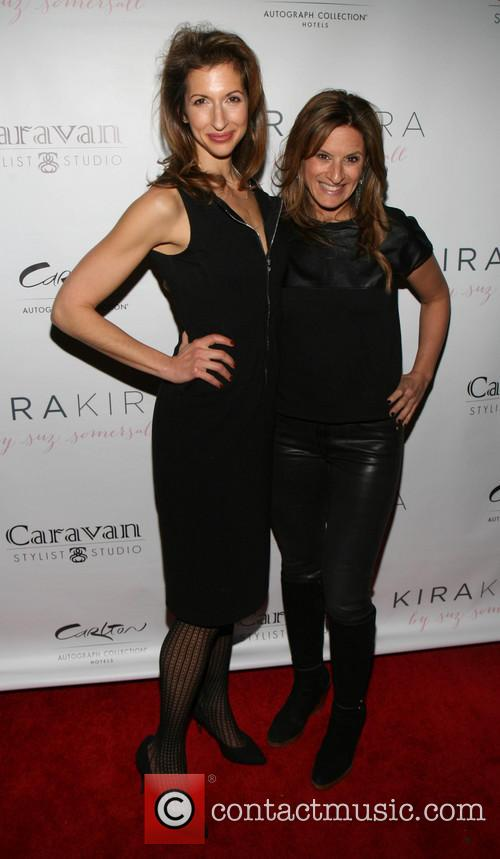 Alysia Reiner and Denise Albert 2