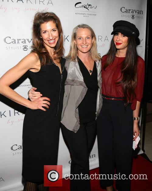 Alysia Reiner, Piper Kerman and Jackie Cruz 8