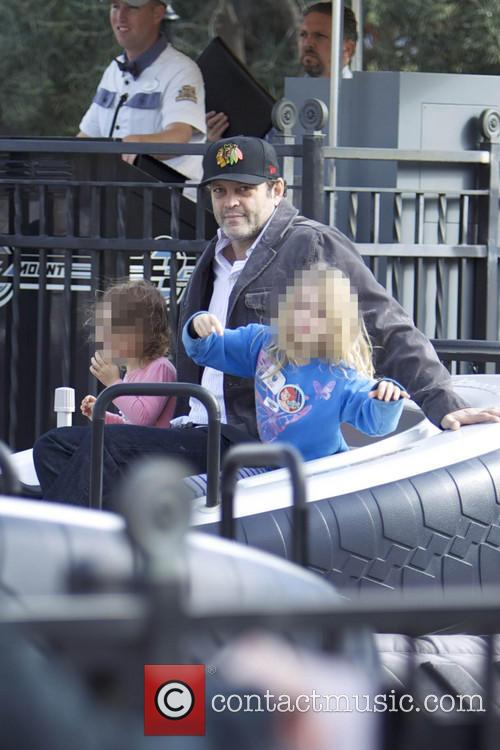 Vince Vaughn and Lochlyn Kyla Vaughn 11