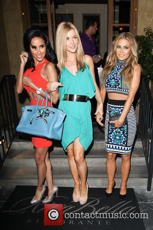 Carmen Electra, Joanna Krupa and Lilly Ghalichi