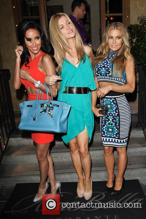 Carmen Electra, Joanna Krupa and Lilly Ghalichi 4