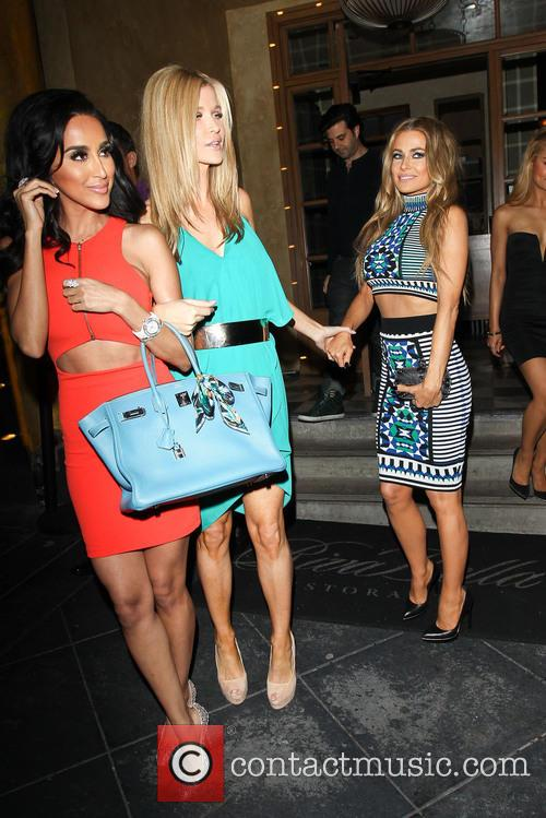 Carmen Electra, Joanna Krupa and Lilly Ghalichi 5
