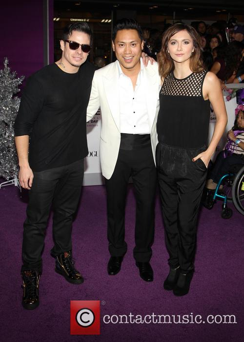 Casper Smart, Jon M. Chu and Alyson Stoner 4