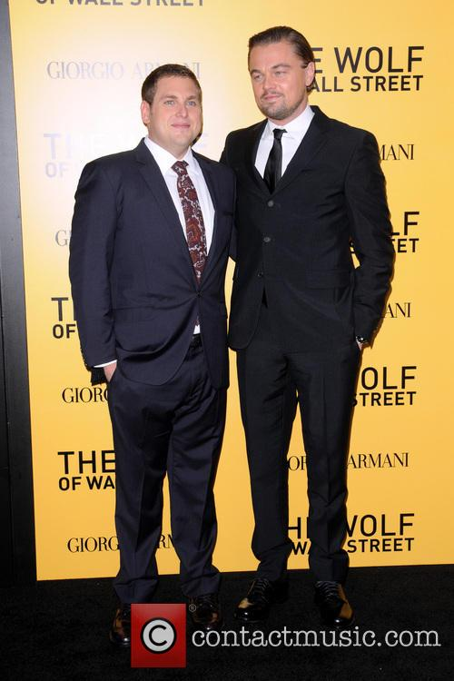 Leonardio DiCaprio Jonah Hill SNL
