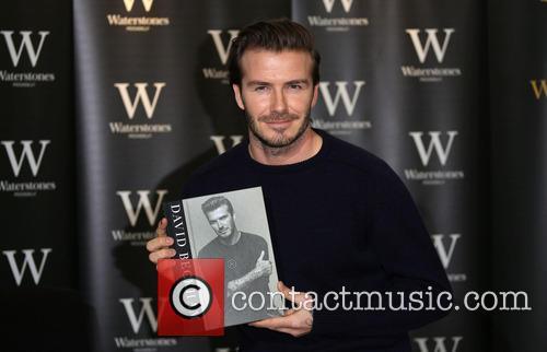 david beckham david beckham signs copies of 4003569