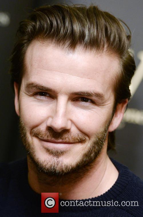 David Beckham 8