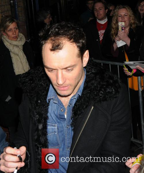 jude law jude law at noel coward 4004116